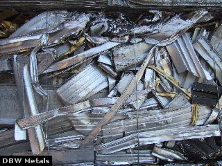 6063 Alloy Extrusions - Click to enlarge