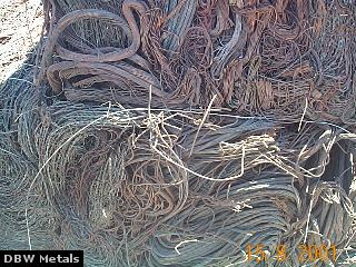 #1 Burned Wire - Click to enlarge
